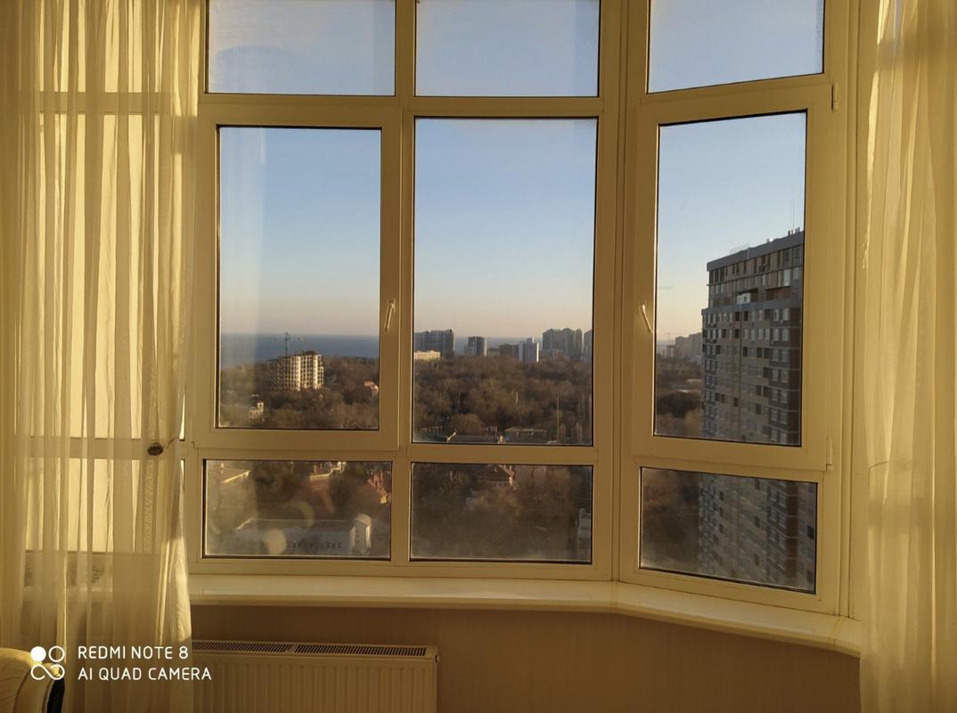 2 комнатная квартира с видом на море в ЖК Французский