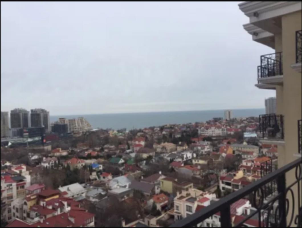 2 комнатная квартира с видом на море в ЖК Лимнос