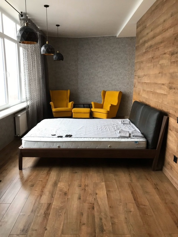 1 комнатная квартира с видом на море в Мореходном пер.