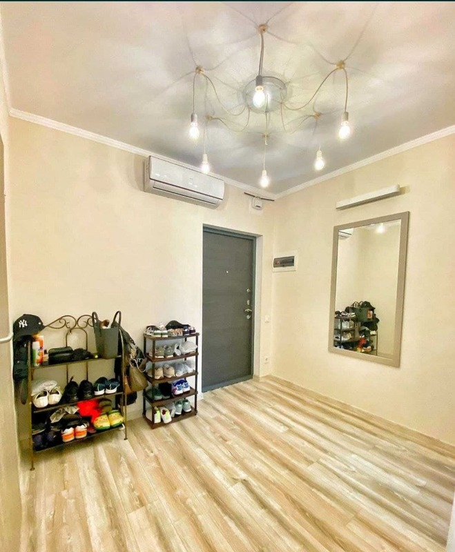 1-комнатная квартира в ЖК Левитана с ремонтом