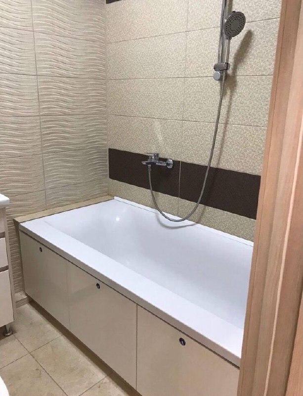 1 комнатная квартира с ремонтом в ЖК Альтаир 1