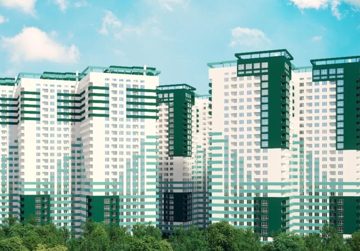 3-комнатная квартира на Жаботинского