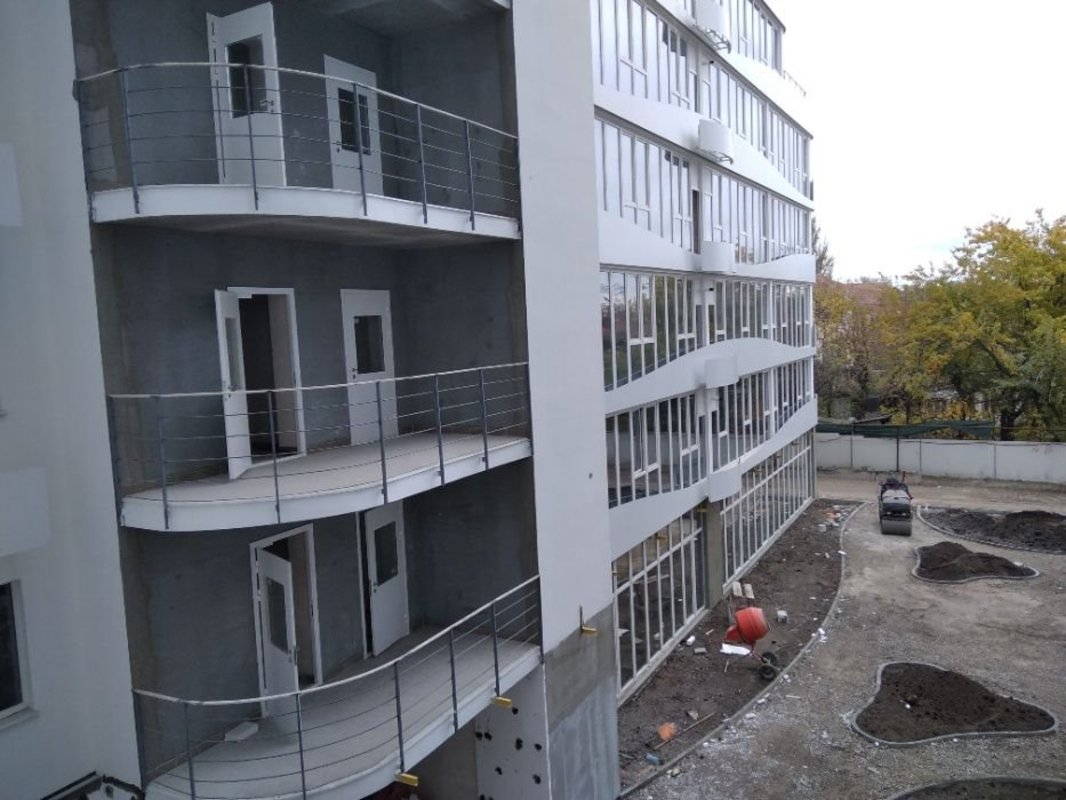 1 комнатная квартира в ЖК Море на Львовской