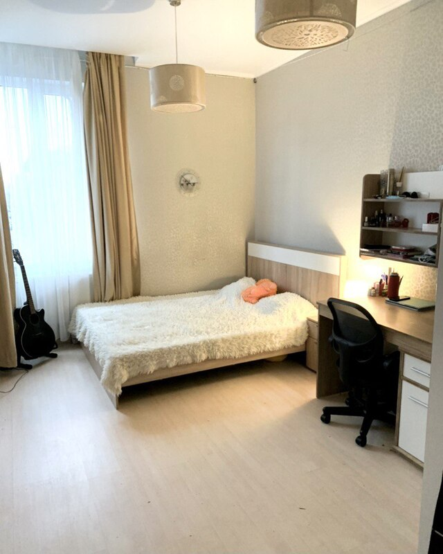 2-комнатная квартира в ЖК Чудо Город