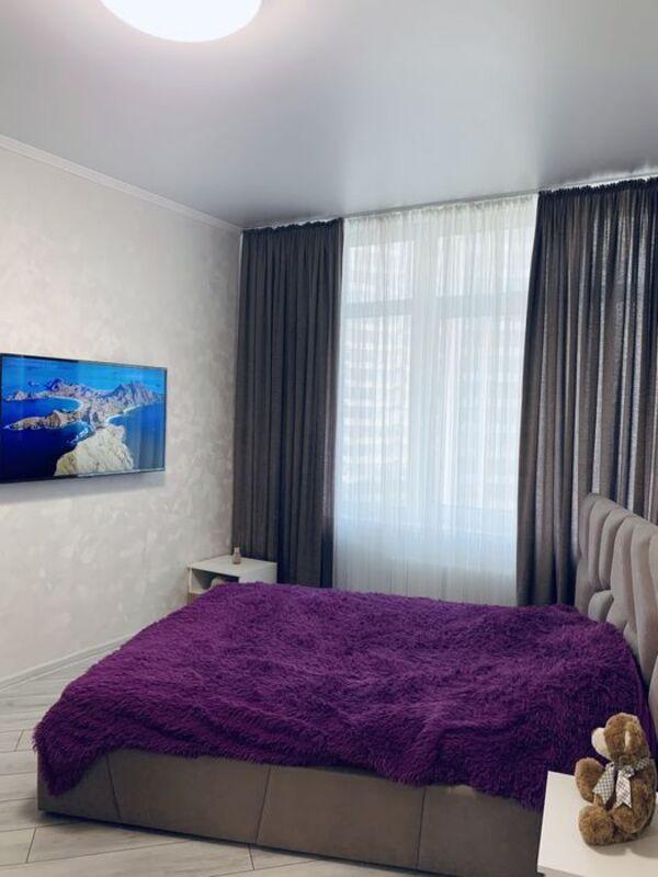 2 комнатная квартира в ЖК 43 Жемчужина