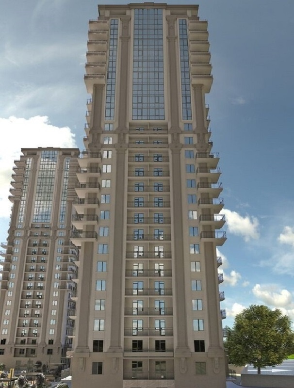 1-комнатна квартира в ЖК Акрополь-1
