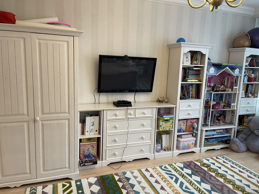2 комнатная квартира в ЖК Белый Парус