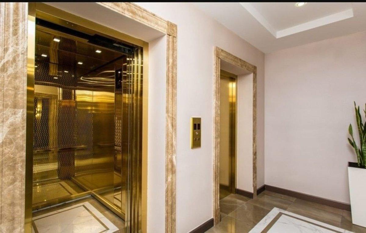 1-комтнатная квартира с балконом в 51 Жемчужине