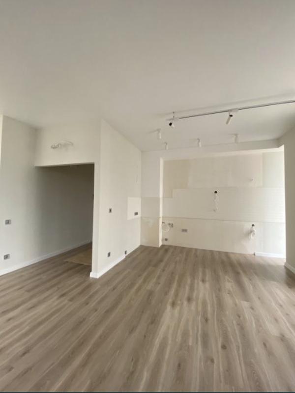 Кухня-студия и спальня с ремонтом в 15 Жемчужине