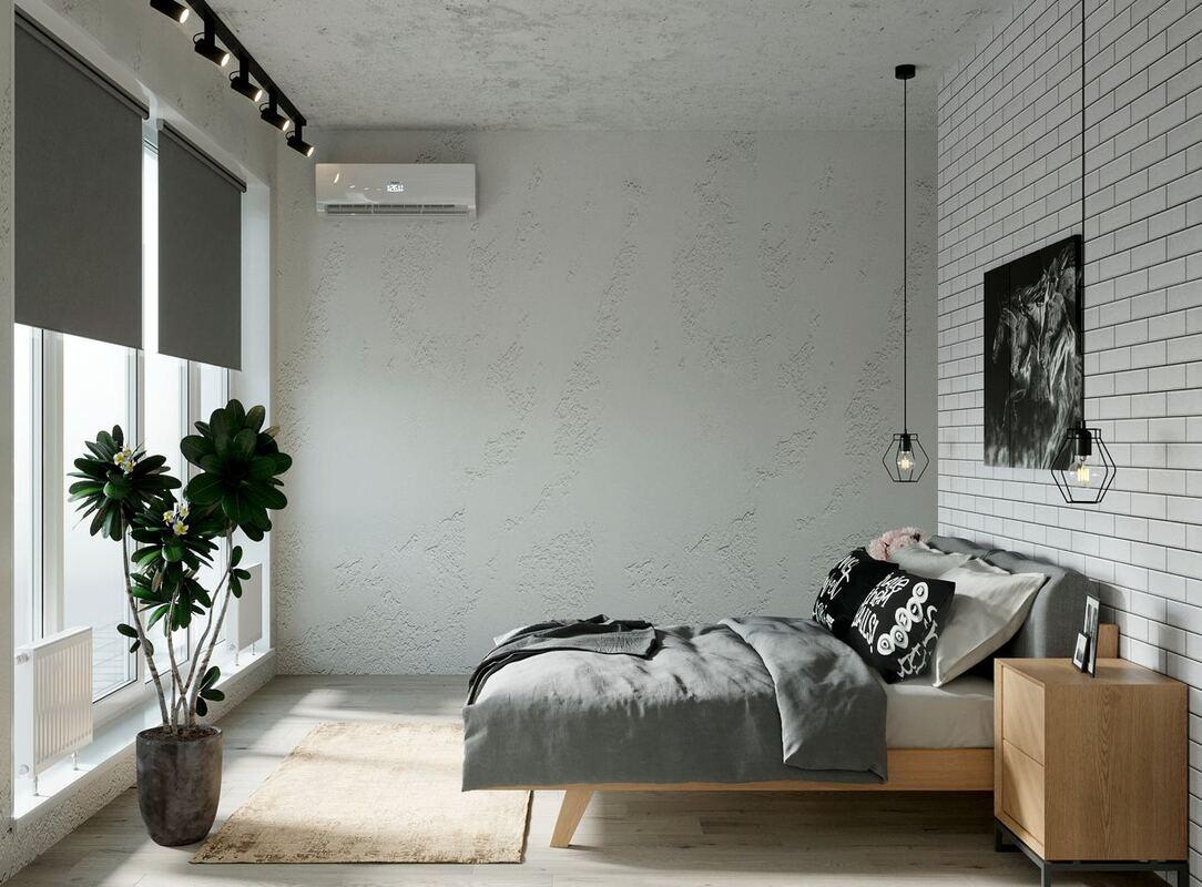 1-комнатная квартира с видом на море в Аркадии