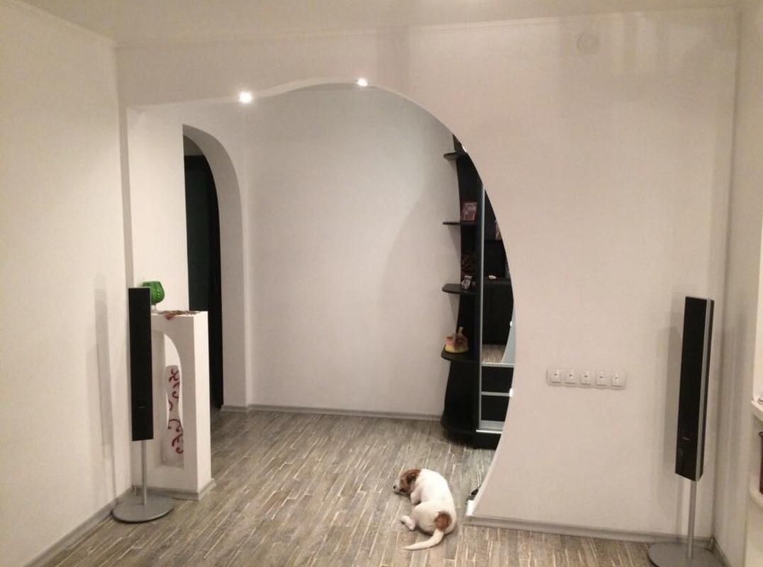 3 комнатная студия на улице Архитекторской