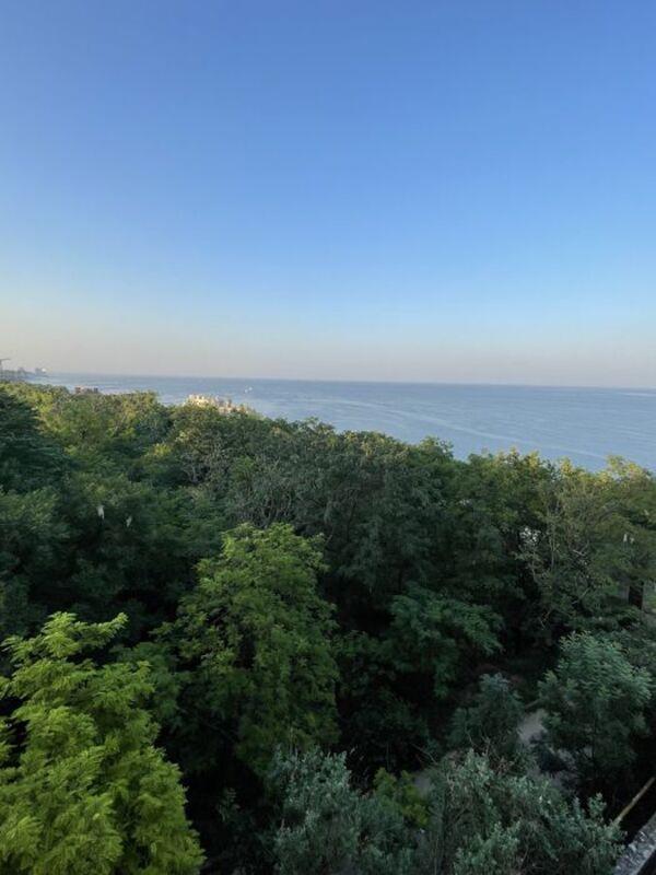 1-комнатная квартира с видом на моря, ЖК Маринист