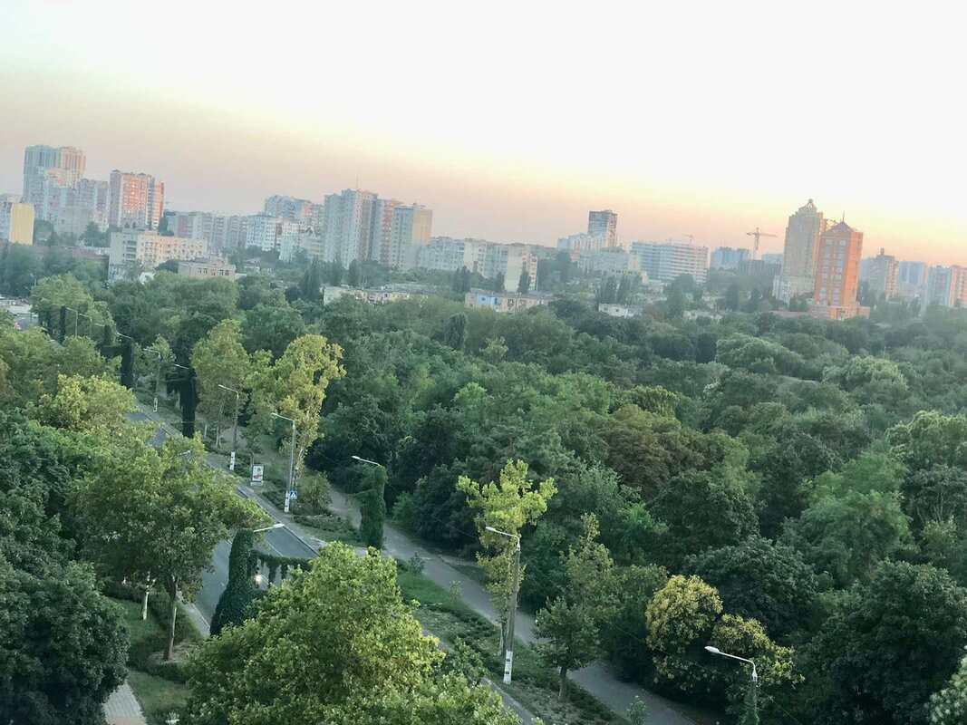 Студия на проспект Шевченко