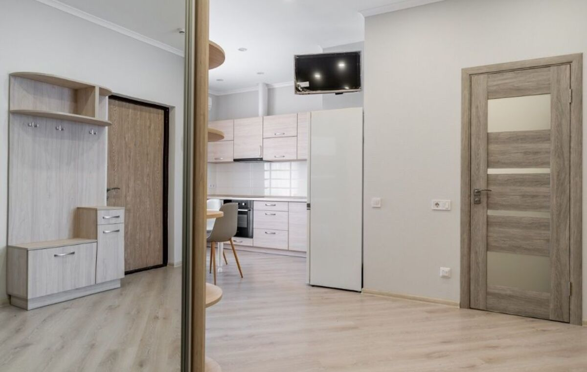 Квартира с ремонтом в ЖК Михайловский городок