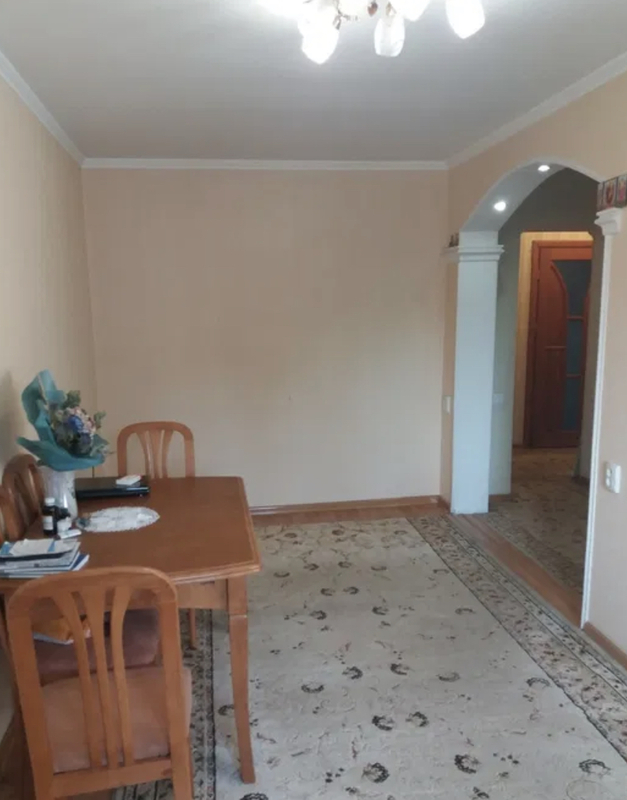 3-комнатная квартира на улице Новаторов