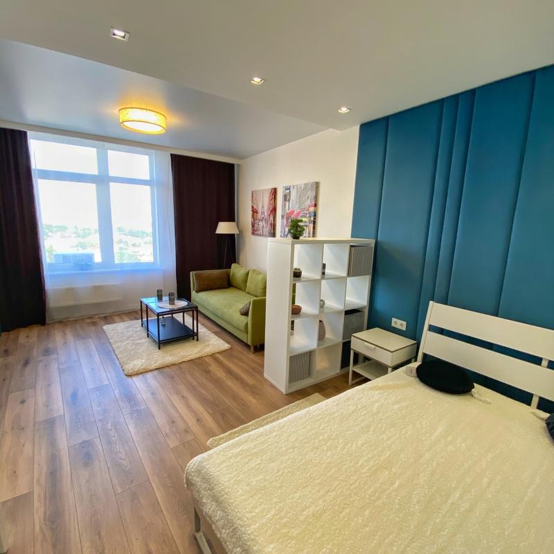 Стильная 1 комнатная квартира в 43 Жемчужине