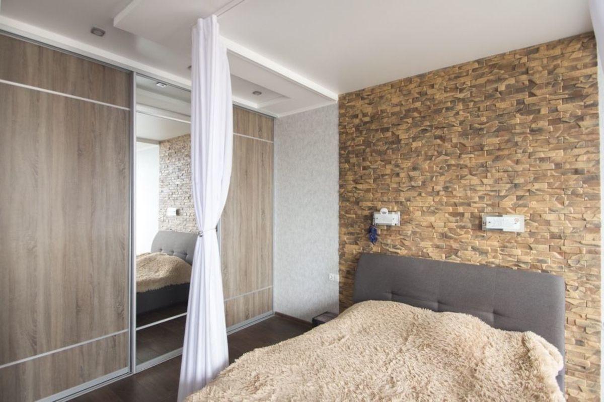 1-комнатная квартира с ремонтом в 21 Жемчужине