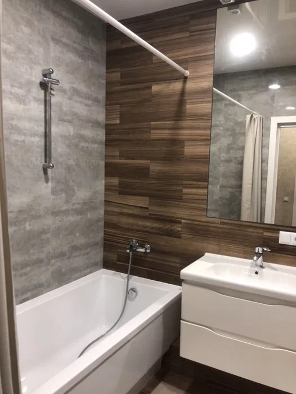 2 комнатная квартира с ремонтом в ЖК Новый Берег