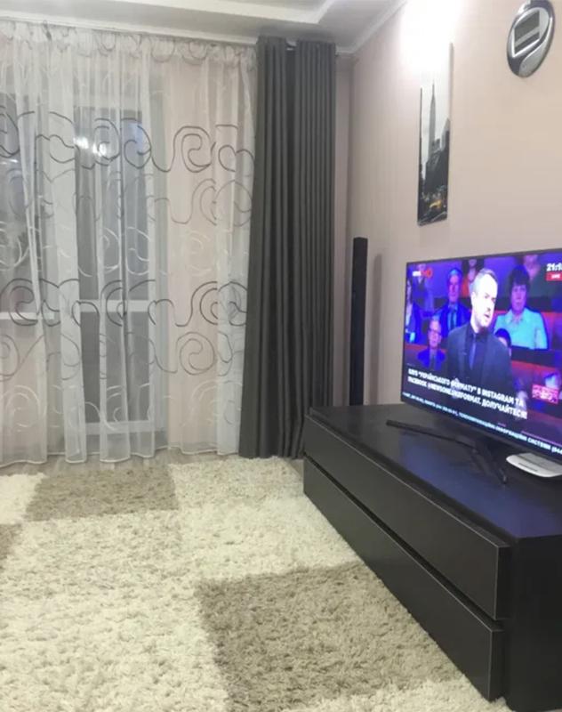 1-комнатная квартира на улице Нищинского