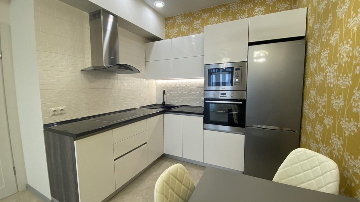 1 комнатная квартира в ЖК Омега