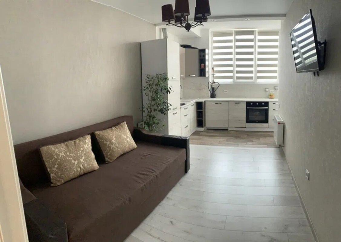 1 комнатная квартира с ремонтом в ЖК Дмитриевский