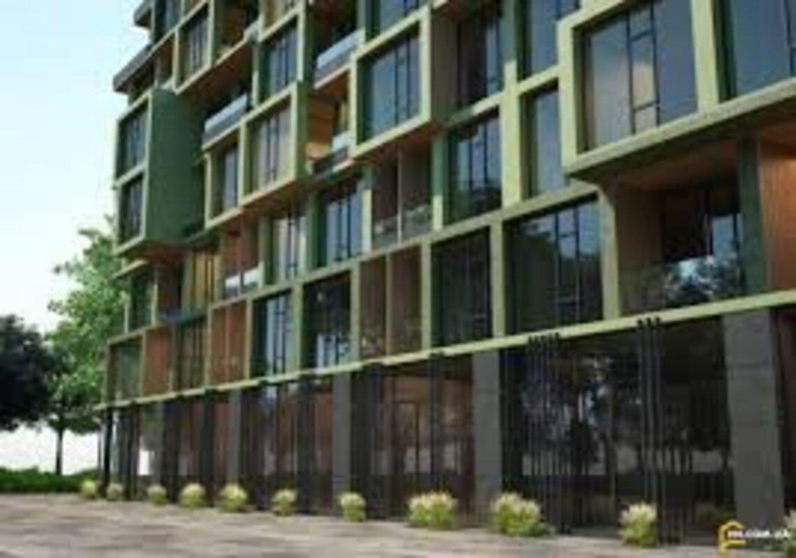 1-комнатная квартира на Приморской