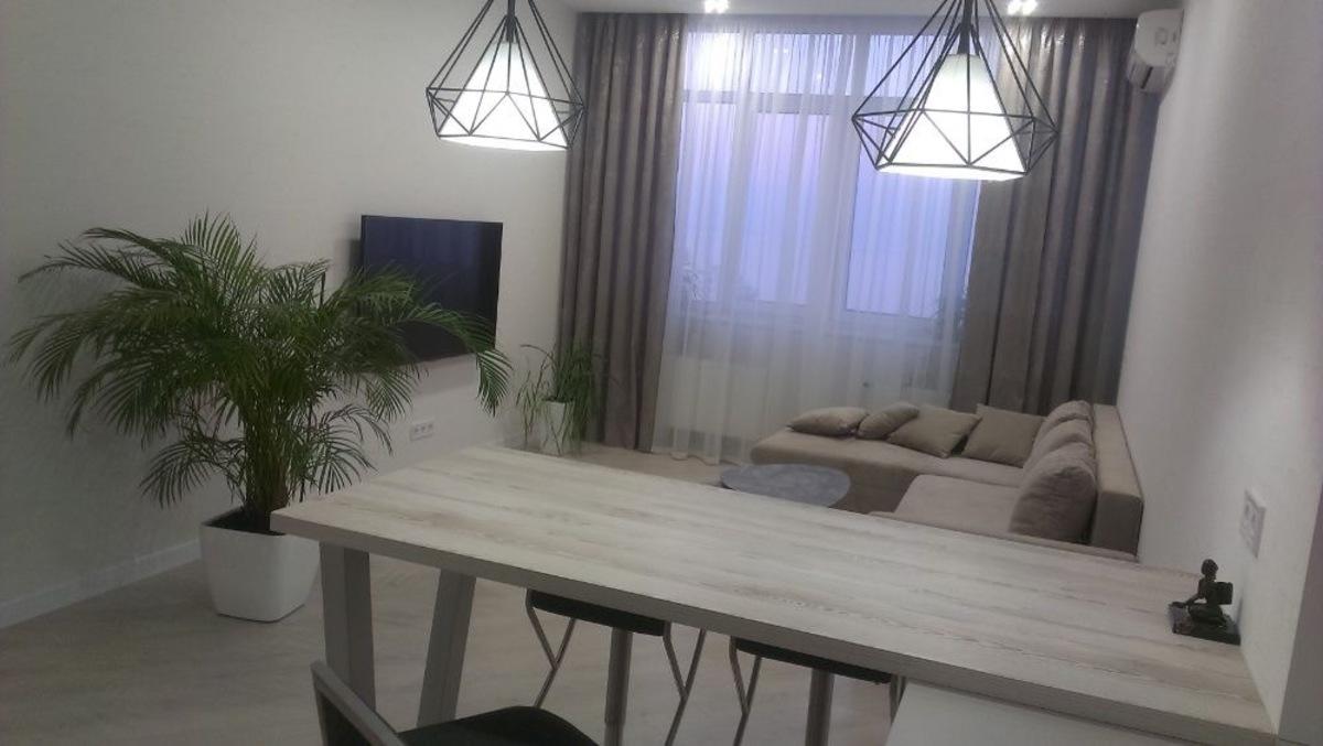 1 комнатная квартира на Французском бульваре