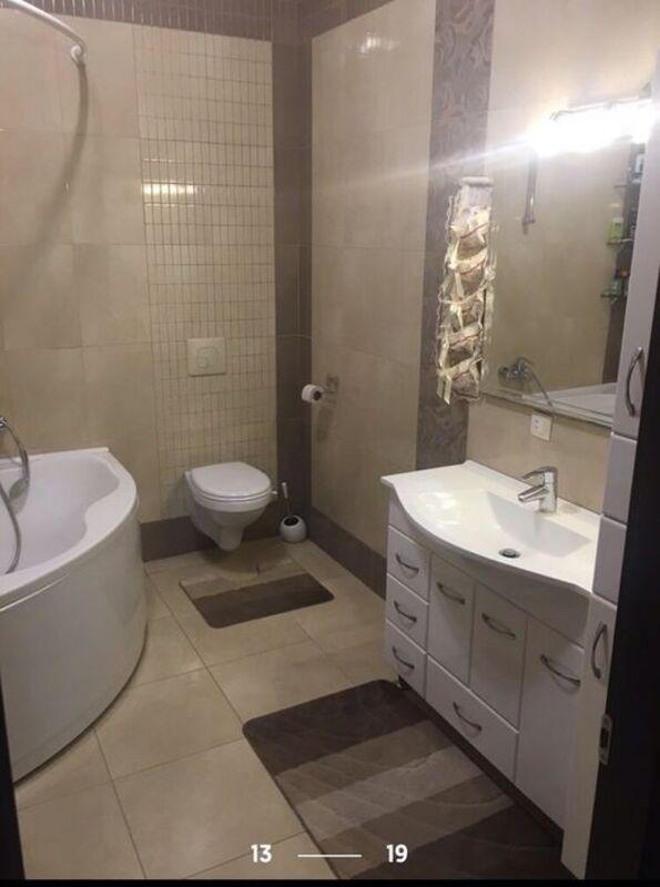 3-комнатная квартира в ЖК Цветок на улице Инглези
