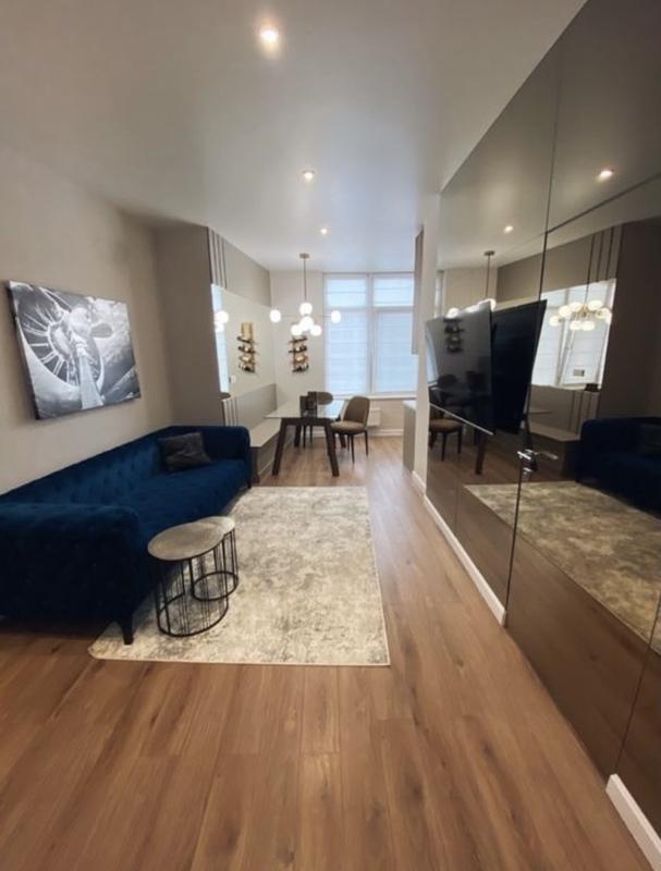 2 комнатная квартира с ремонтов в ЖК 43 Жемчужина
