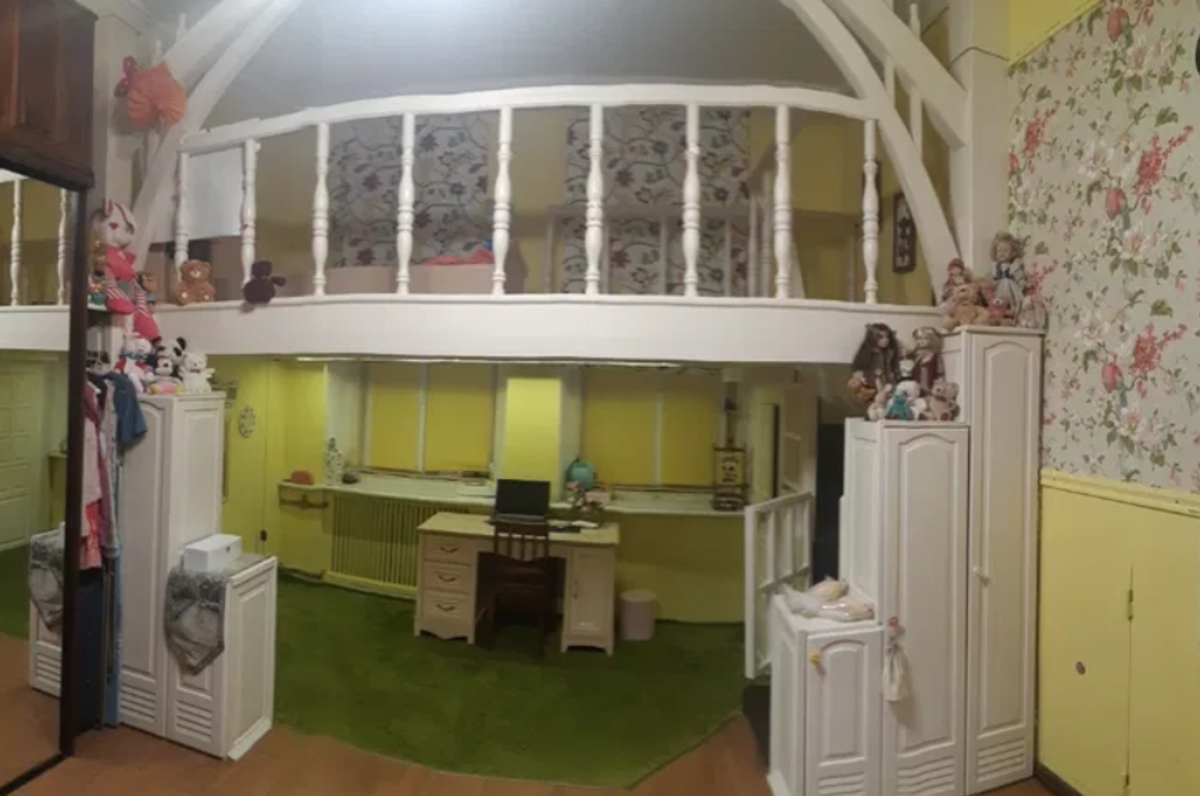 2-комнатная квартира на Спиридоновской