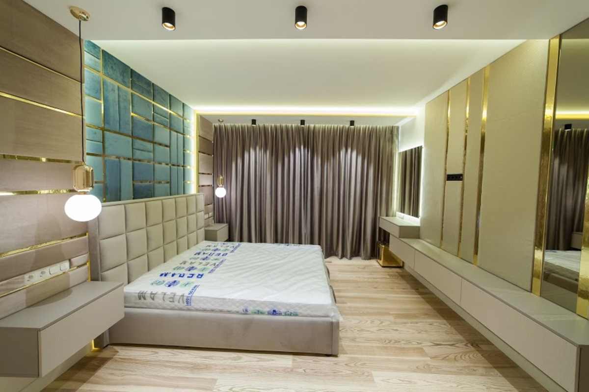 2-комнатная квартира в 44 Жемчужине.