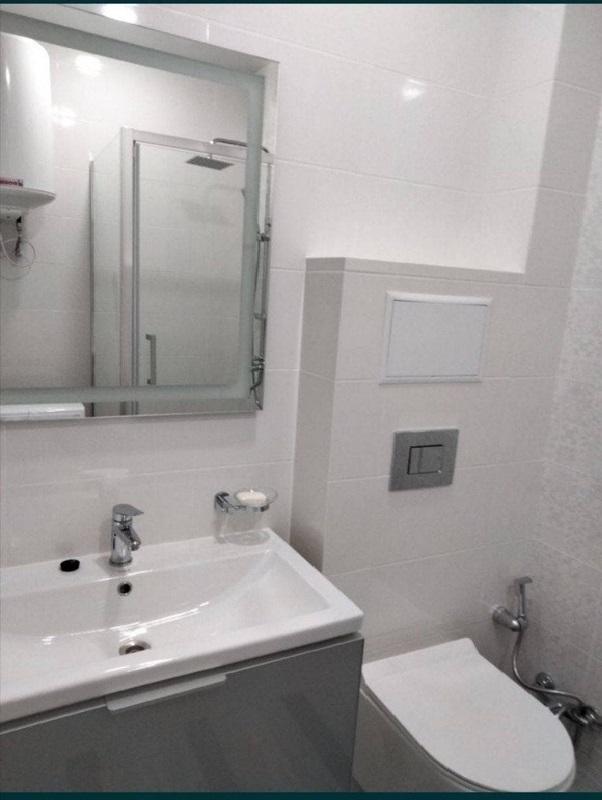 1-комнатная квартира в ЖК Море с террасой