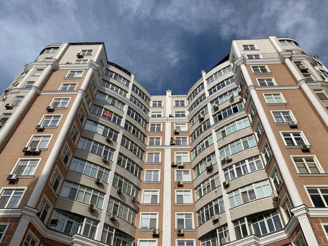 4 комнатная квартира в ЖК Каркашадзе