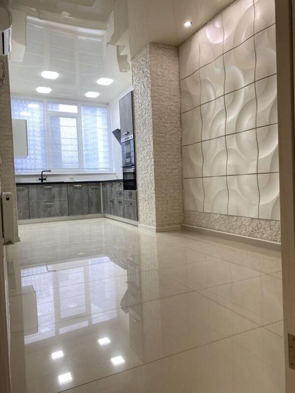 3-комнатная квартира в ЖК Одиссей