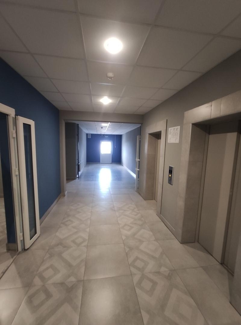 1-комнатная квартира с видом моря в ЖК 4 Сезона