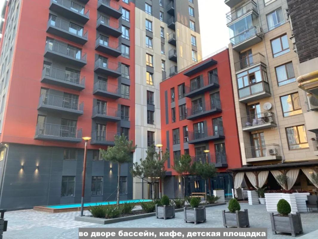 Квартира в ЖК Ясная Поляна на улице Отрадная