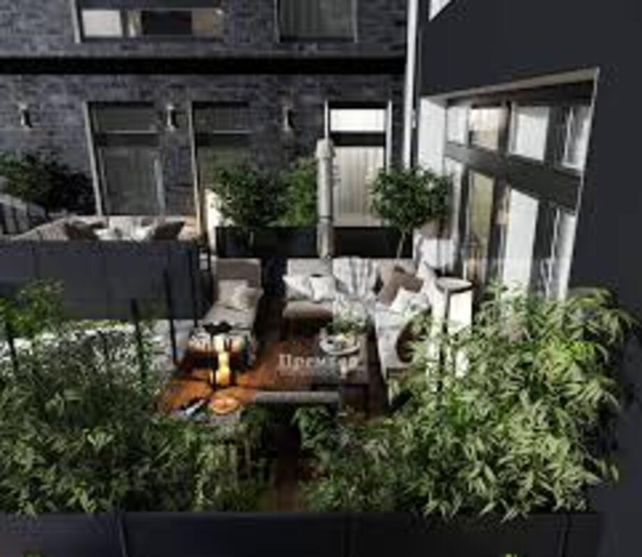 1-комнатная квартира с террасой в Пространство на 9 Фонтана