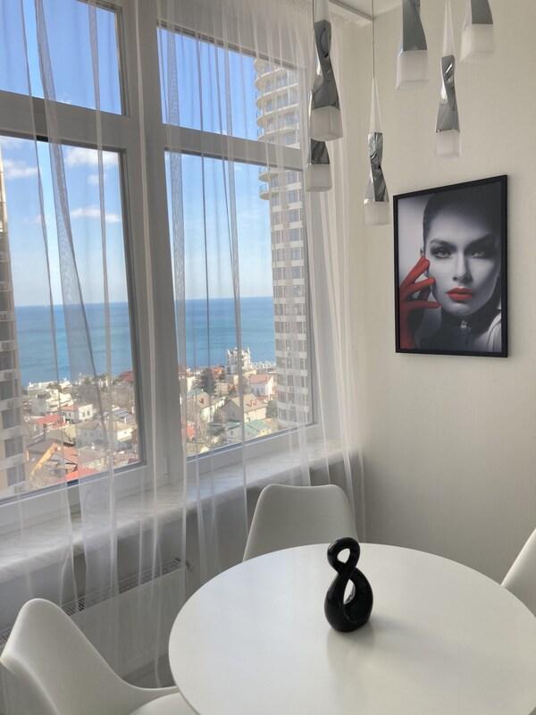 1 комнатная видовая квартира в Аркадии