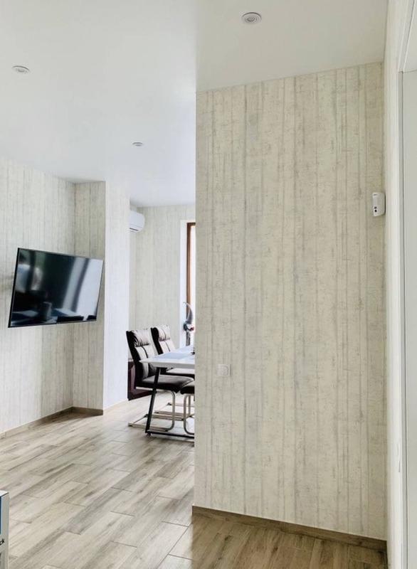1-комнатная квартира с панорамой моря в ЖК Клаб Марин