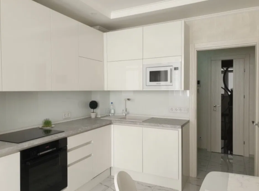 3 комнатная квартира в ЖК Вернисаж