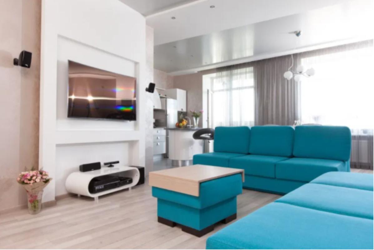 3 комнатная квартира на Левитана в ЖК Каскад