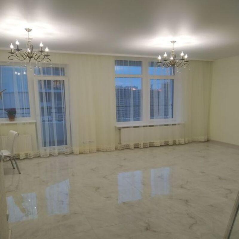 Однокомнатная квартира в ЖК 51 Жемчужина