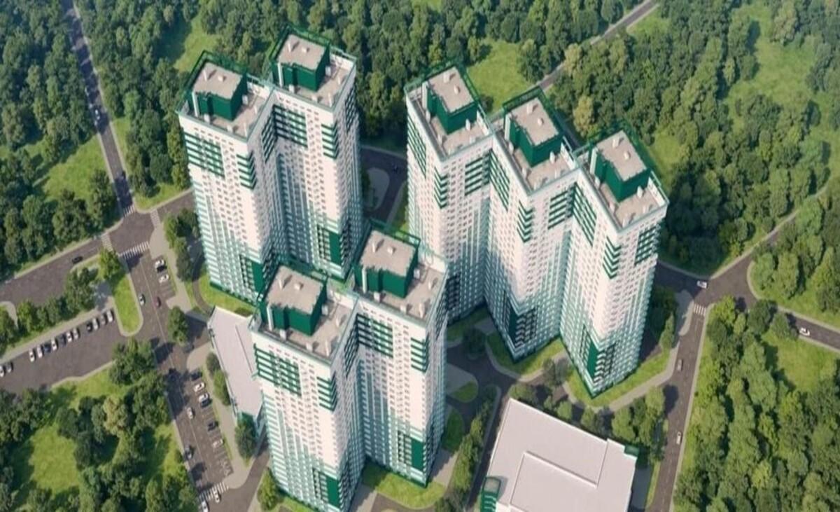 1-комнатная квартира в ЖК Альтаир 3