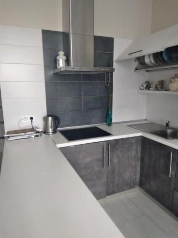 1 комнатная квартира с ремонтом в ЖК Гольфстрим