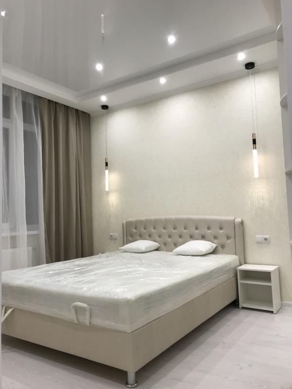 1-комнатная квартира с ремонтом в 53 Жемчужина