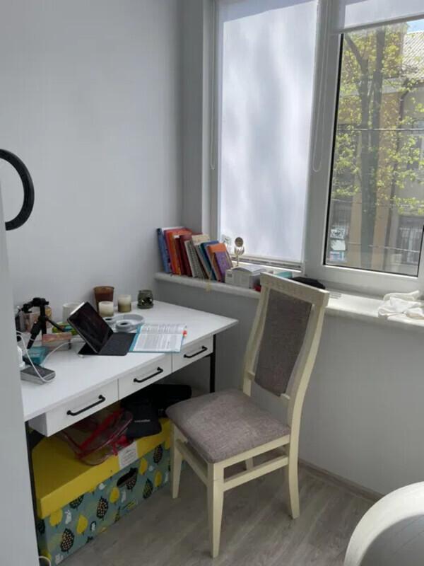 2-комнатная квартира на Прохоровском переулке.