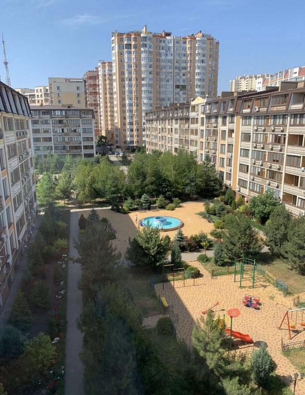 4-комнатная квартира в Академгородке