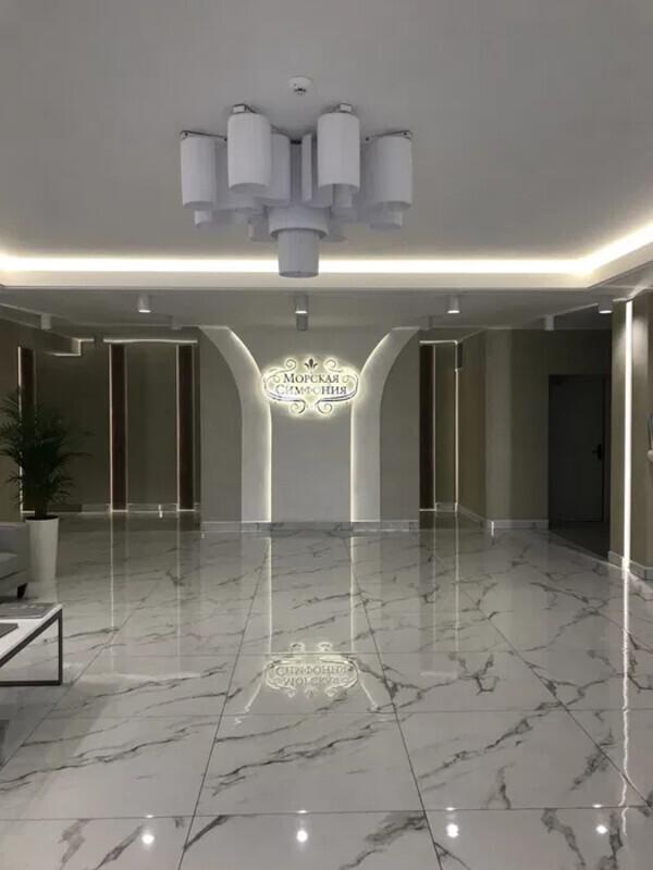 1 комнатная квартира в ЖК Морская Симфония/Аркадия