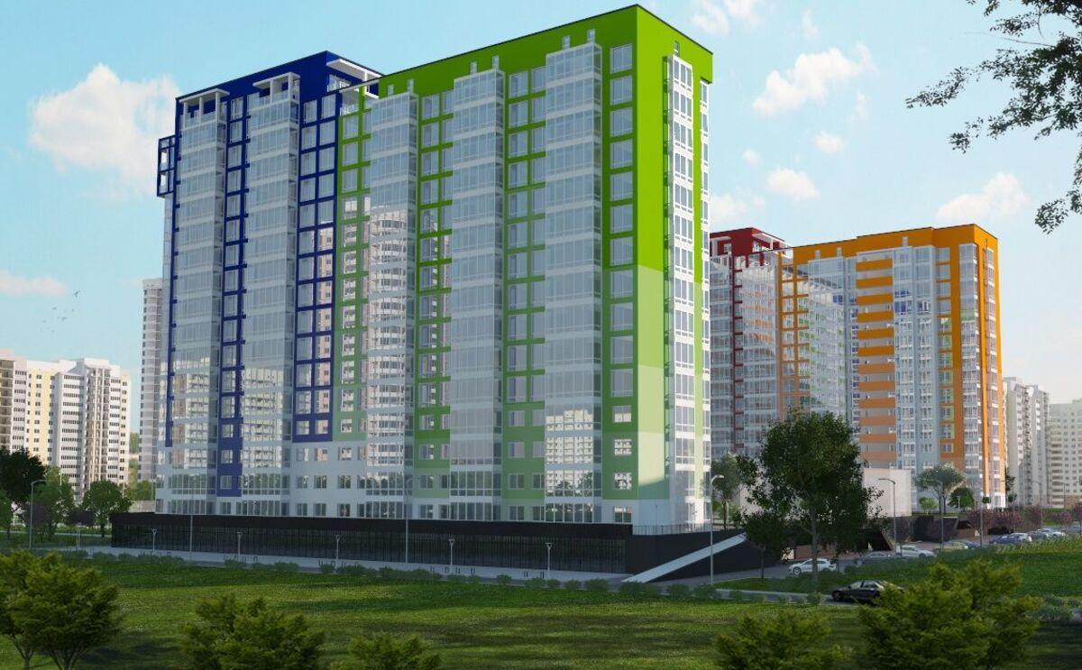 Однокомнатная квартира в Киевском районе