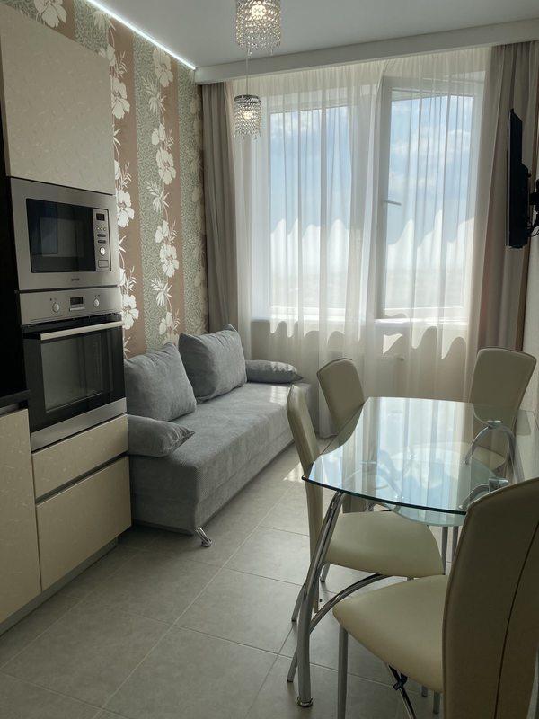 2 комнатная квартира с видом на море на Костанди